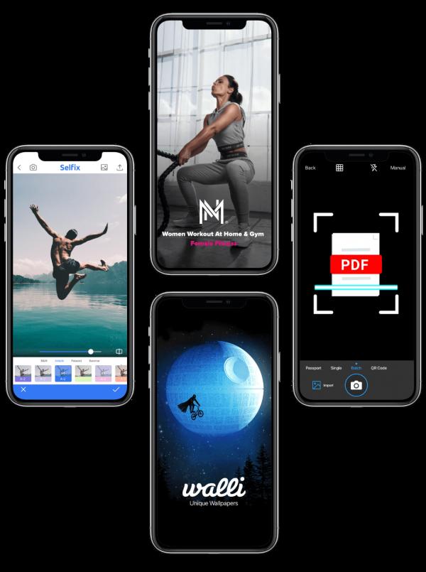 Portfolio Apps